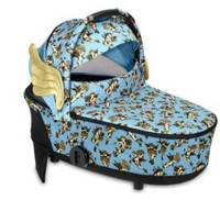 Cherub Blue by Jeremy Scott